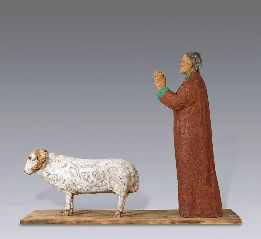 第十三届全国美展·雕塑作品展插图133