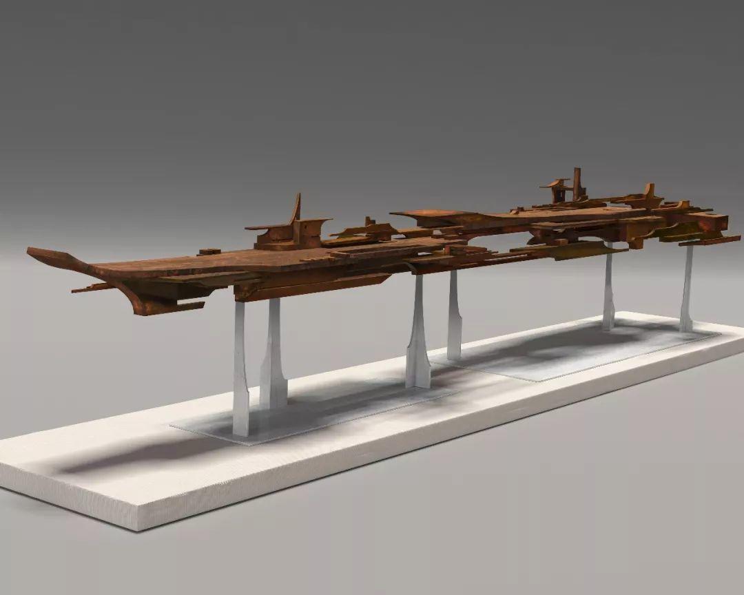 第十三届全国美展·雕塑作品展插图135