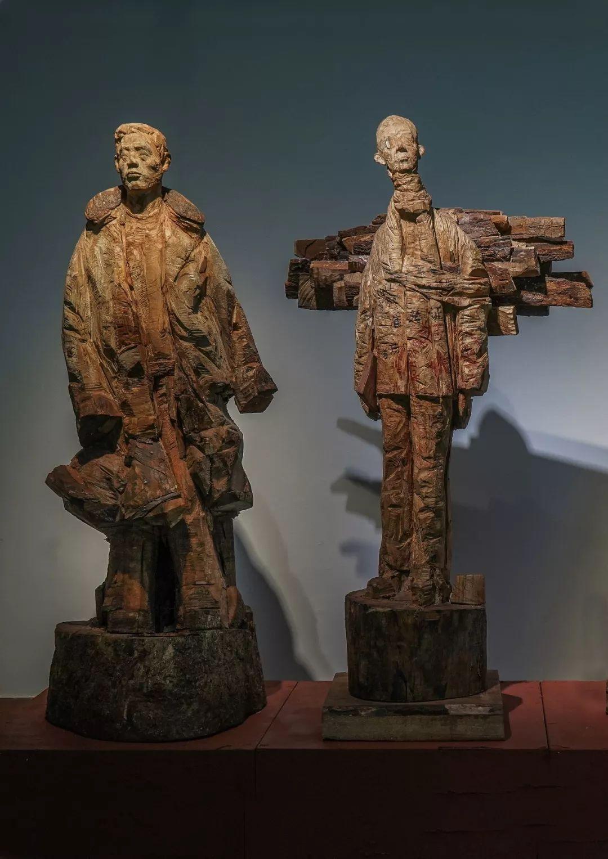 第十三届全国美展·雕塑作品展插图149