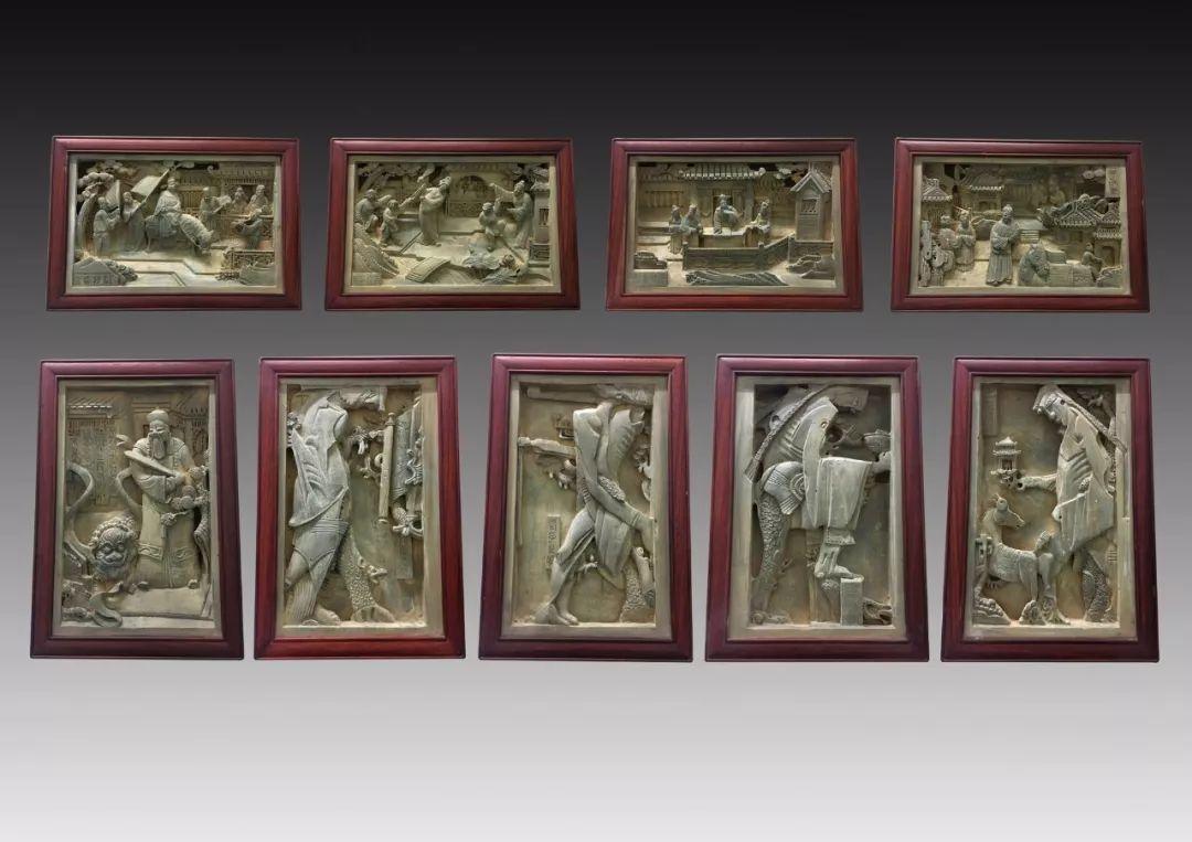 第十三届全国美展·雕塑作品展插图155