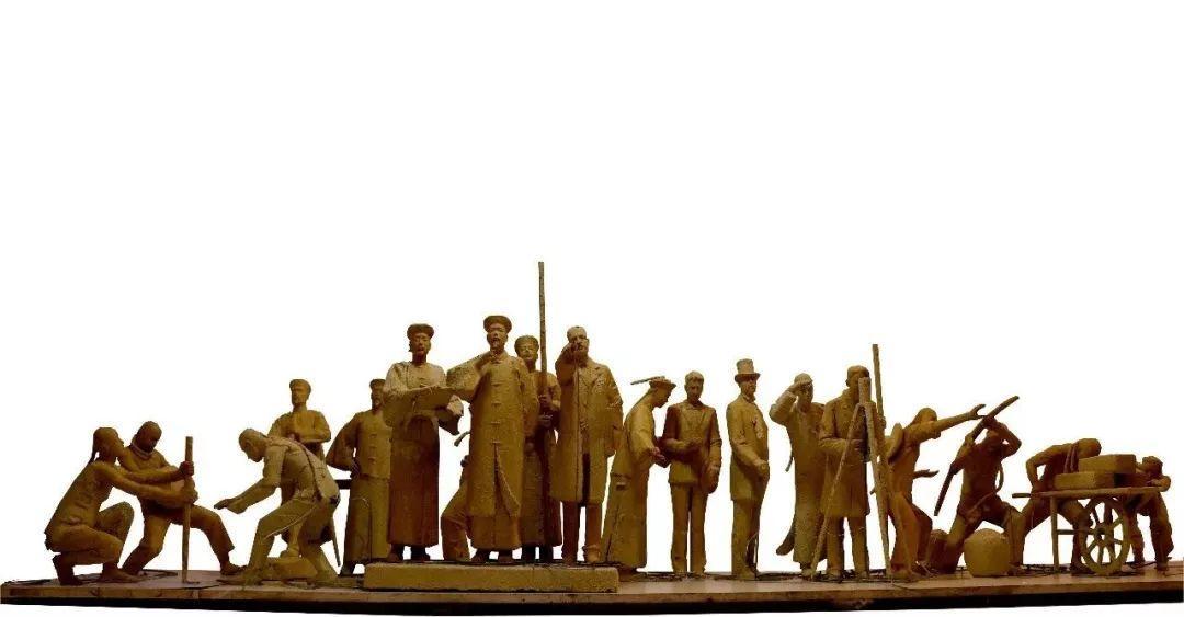 第十三届全国美展·雕塑作品展插图161