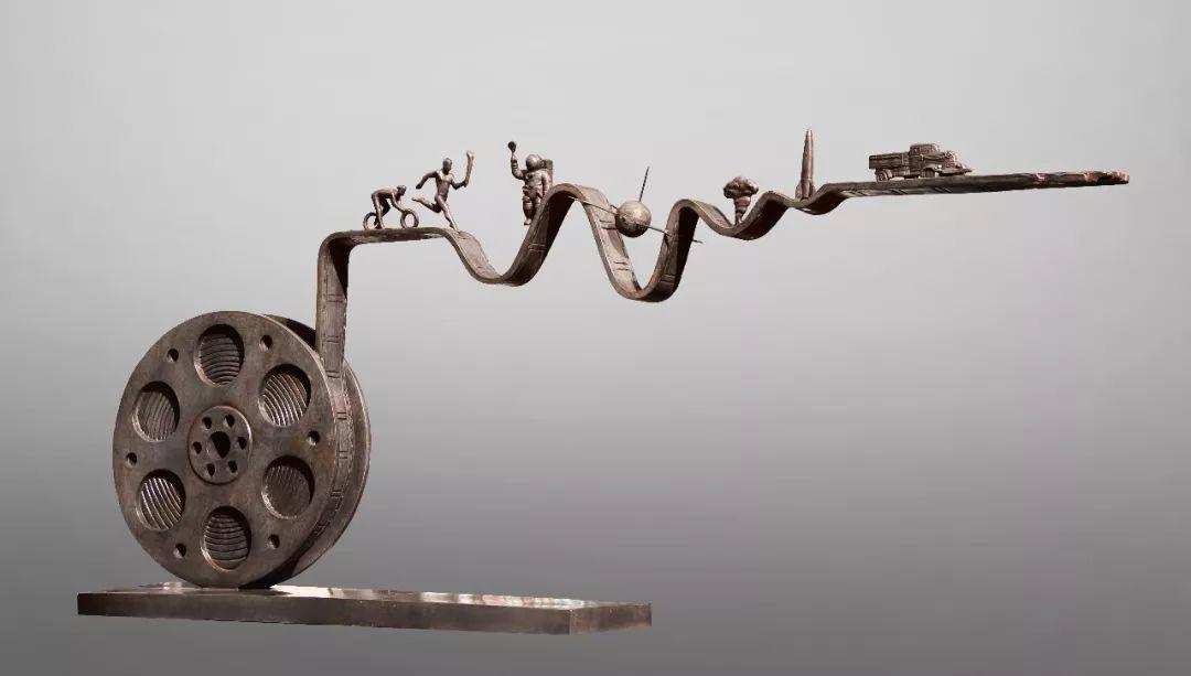 第十三届全国美展·雕塑作品展插图163