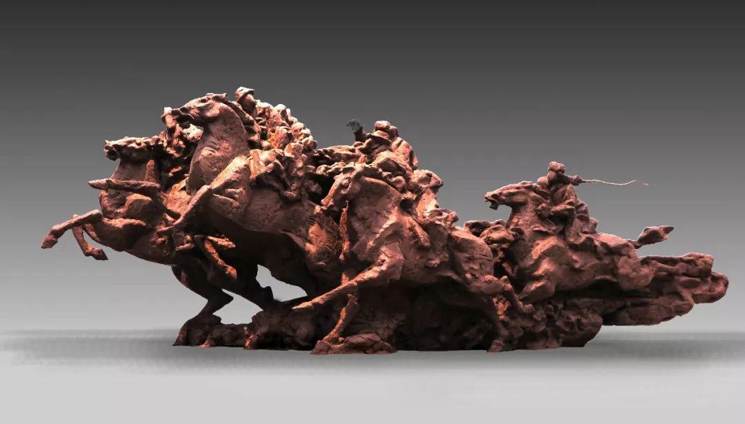 第十三届全国美展·雕塑作品展插图169