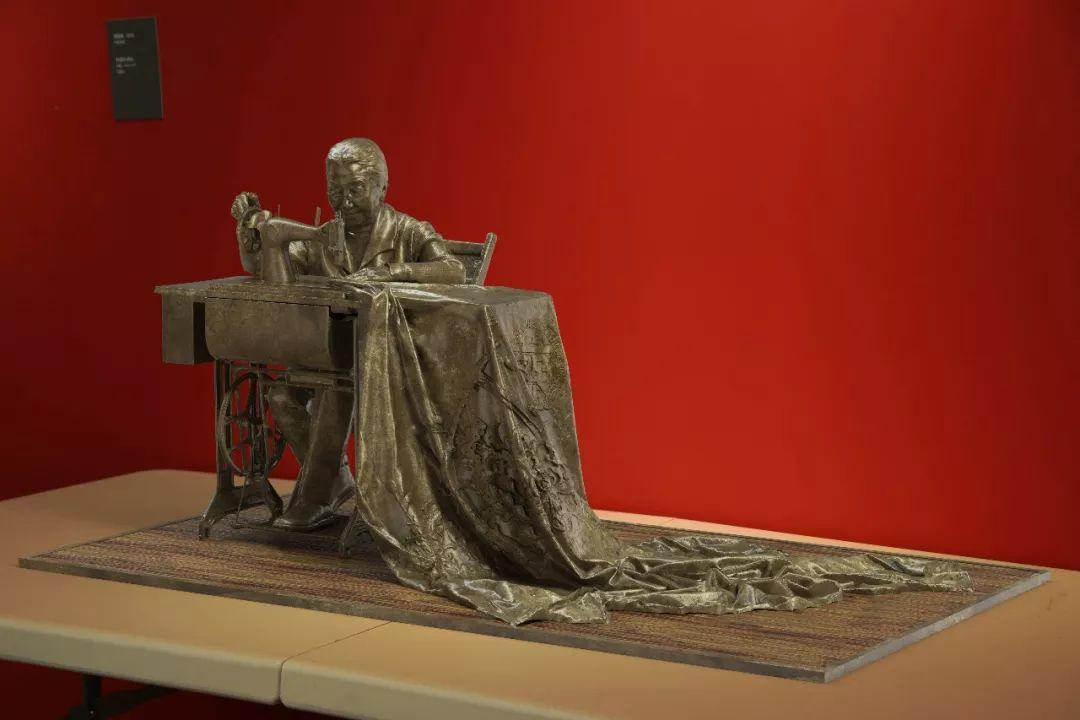 第十三届全国美展·雕塑作品展插图171