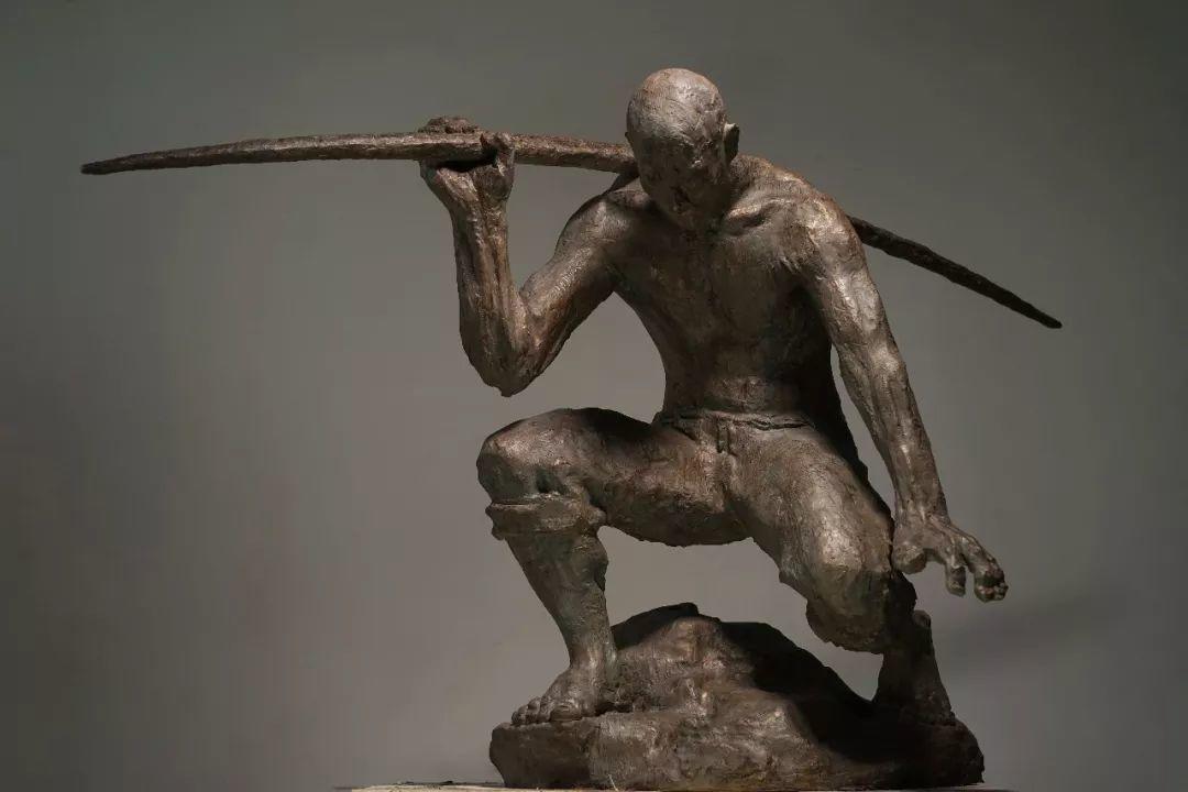 第十三届全国美展·雕塑作品展插图179