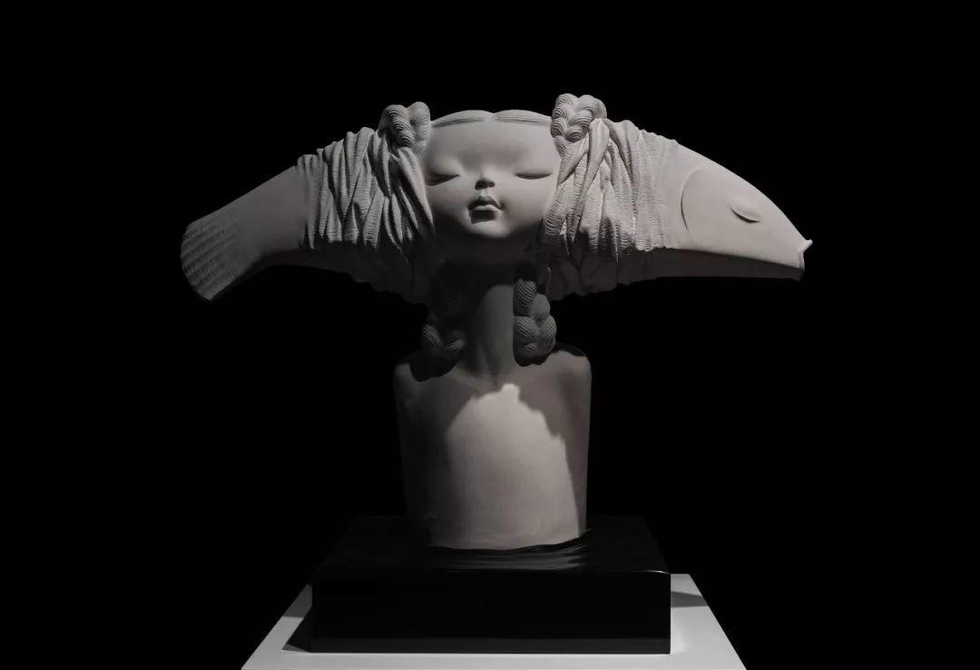 第十三届全国美展·雕塑作品展插图181
