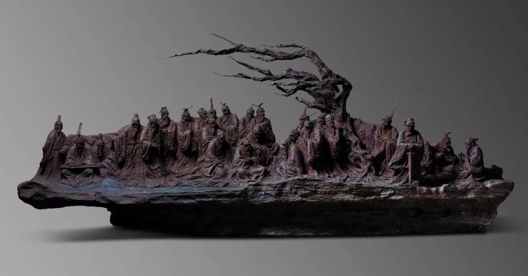 第十三届全国美展·雕塑作品展插图183