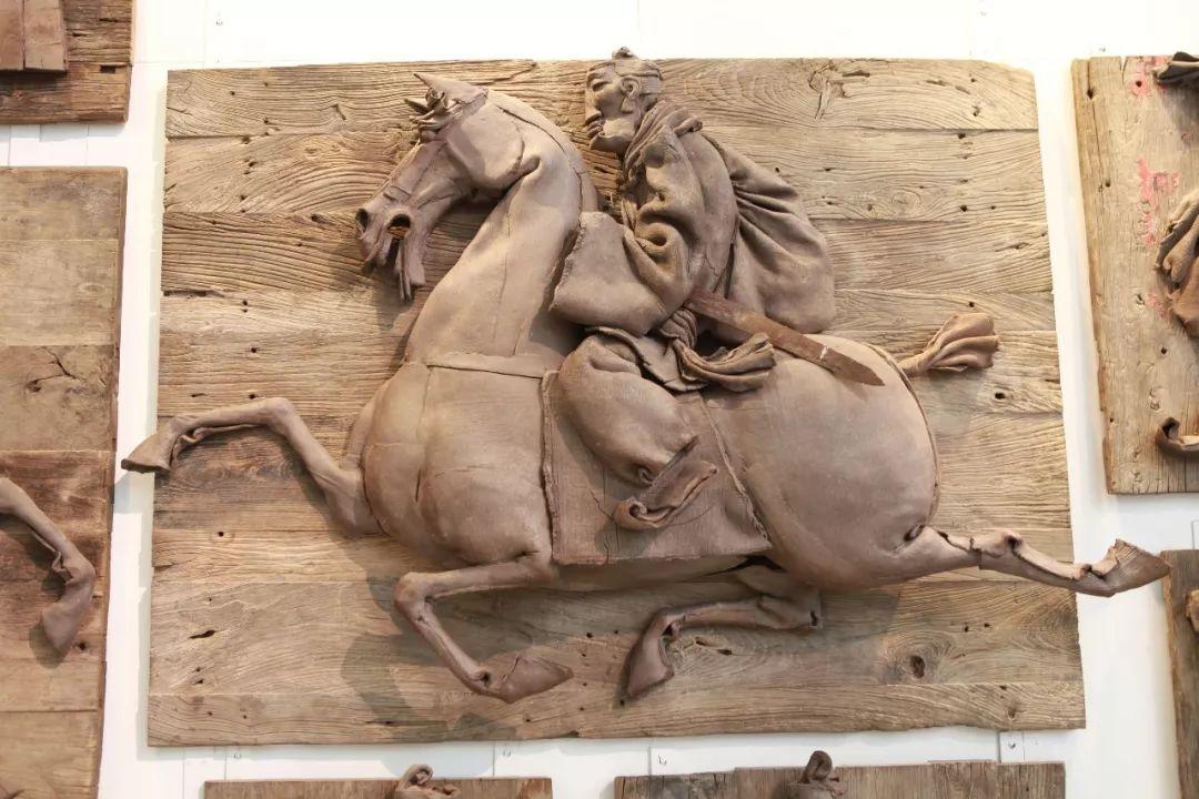 第十三届全国美展·雕塑作品展插图185