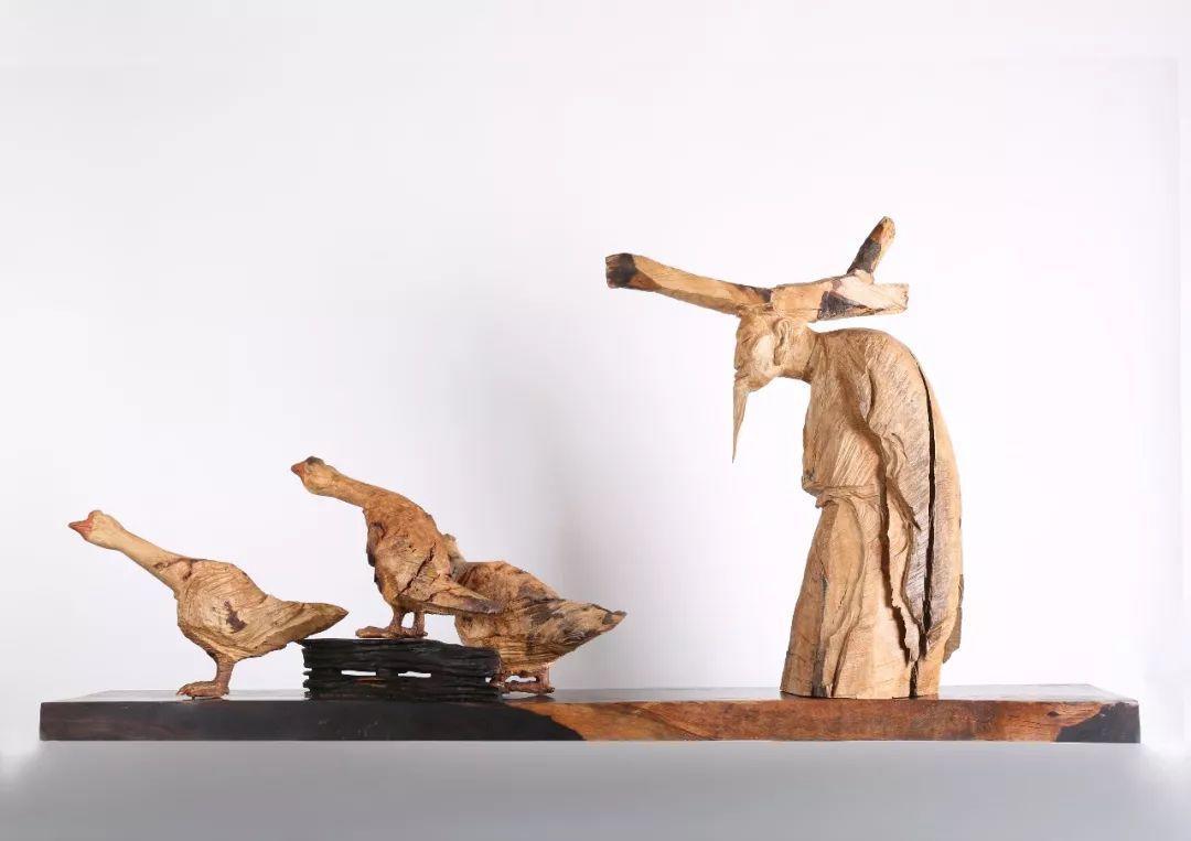 第十三届全国美展·雕塑作品展插图191