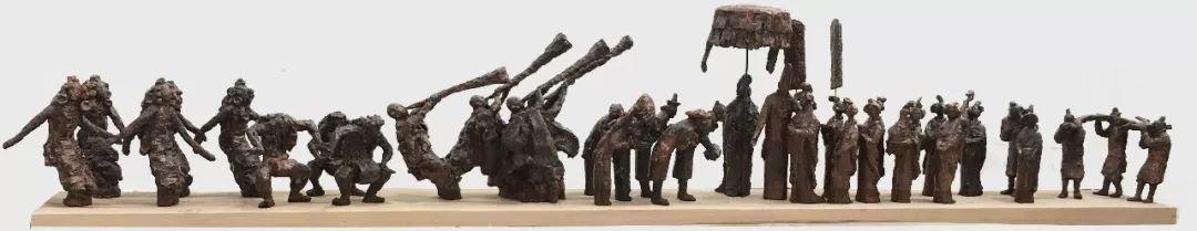 第十三届全国美展·雕塑作品展插图193