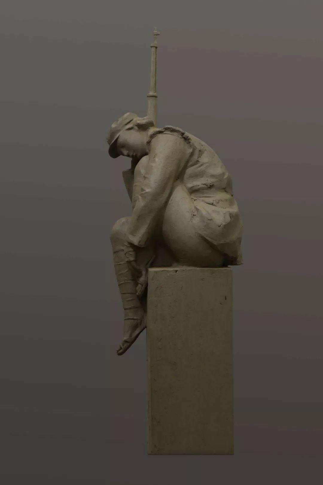 第十三届全国美展·雕塑作品展插图201