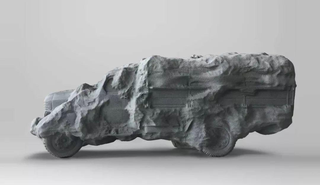 第十三届全国美展·雕塑作品展插图203
