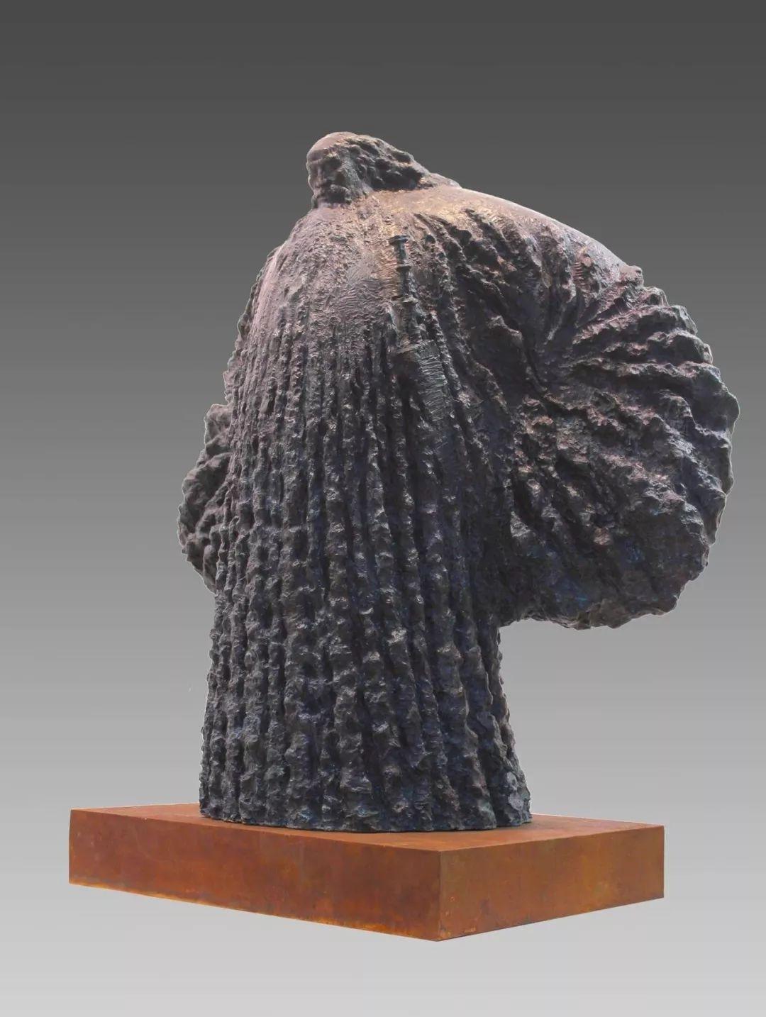 第十三届全国美展·雕塑作品展插图205