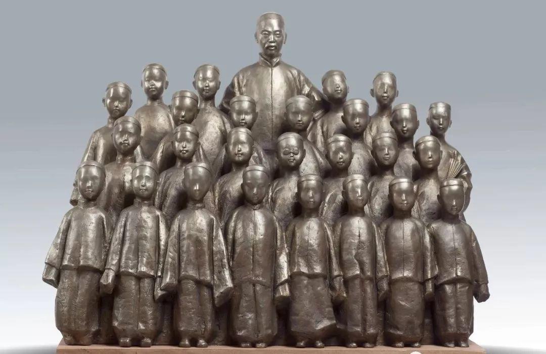 第十三届全国美展·雕塑作品展插图207