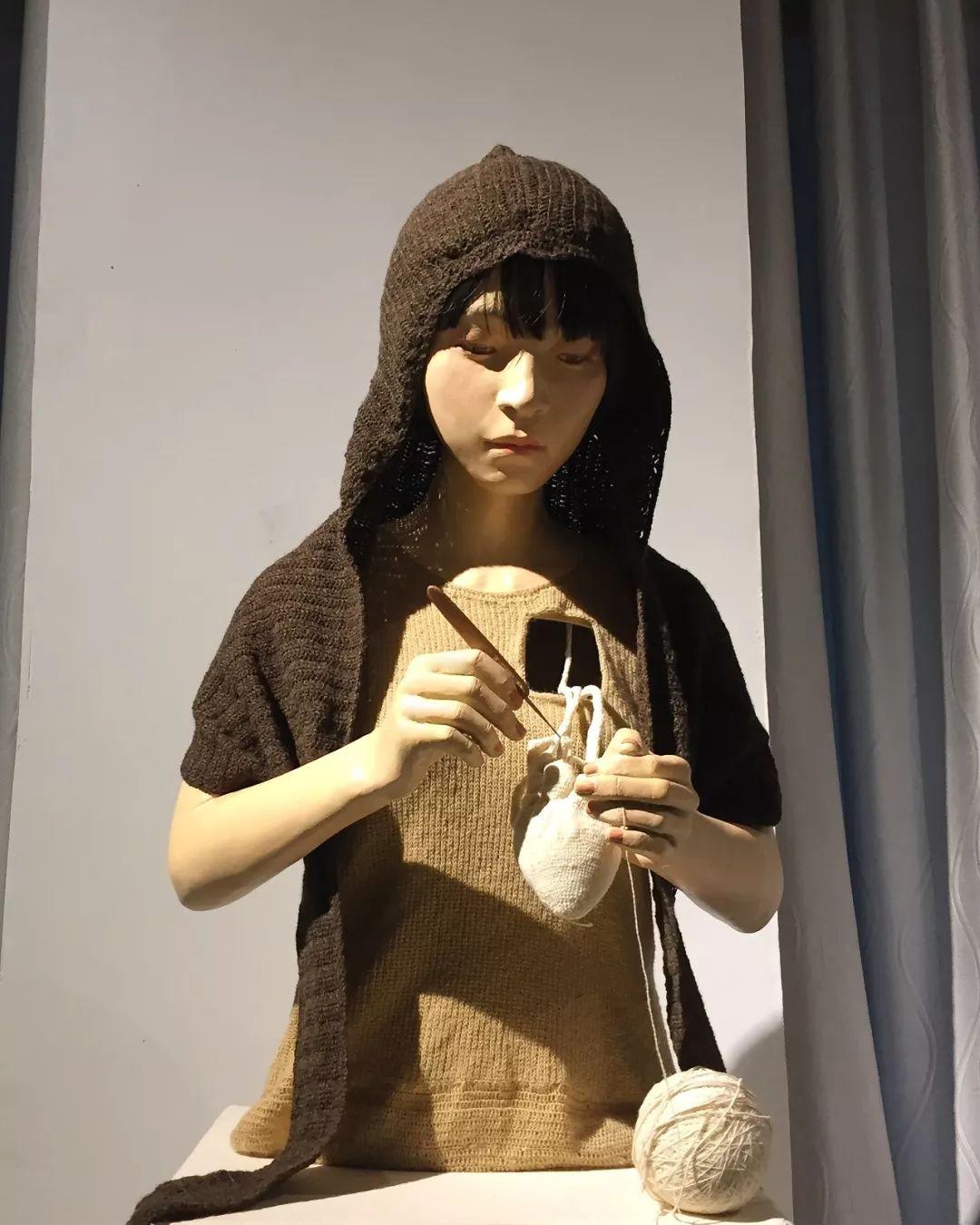第十三届全国美展·雕塑作品展插图209