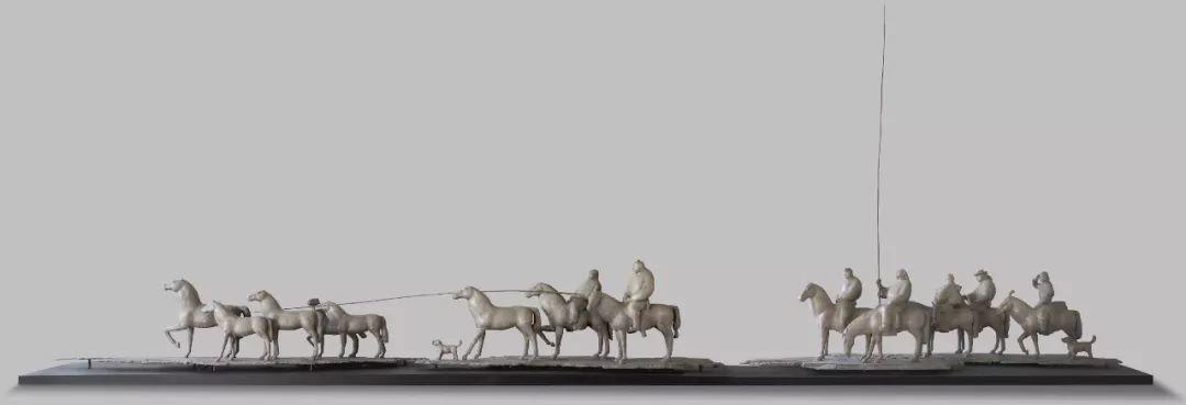第十三届全国美展·雕塑作品展插图211