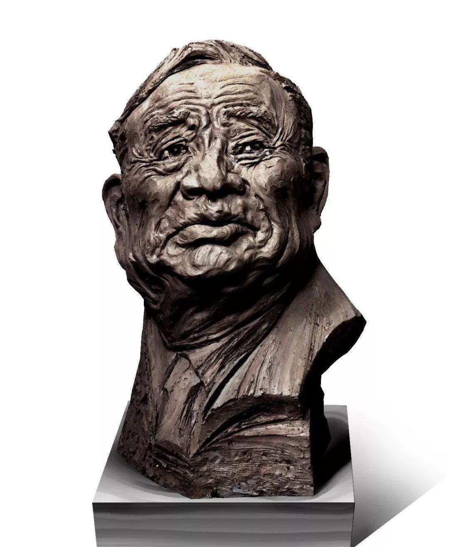 第十三届全国美展·雕塑作品展插图213