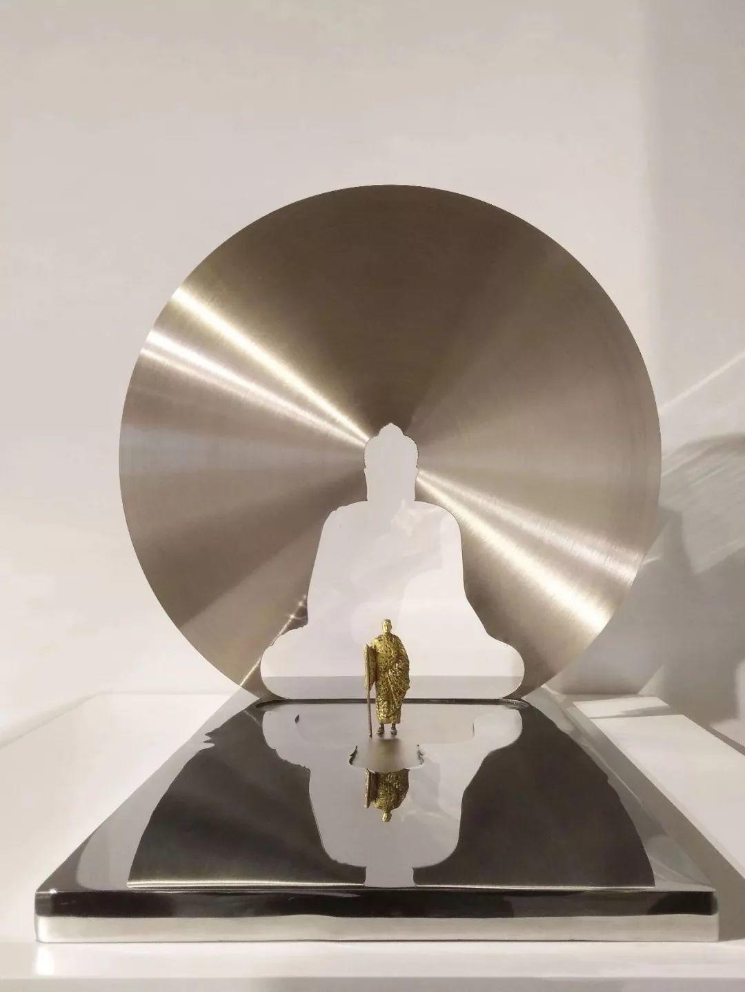 第十三届全国美展·雕塑作品展插图217