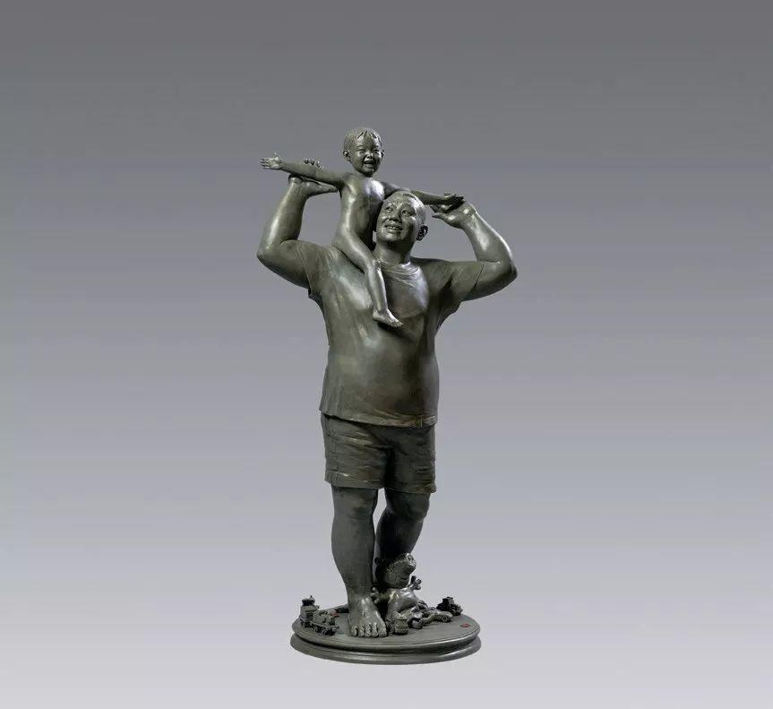 第十三届全国美展·雕塑作品展插图221