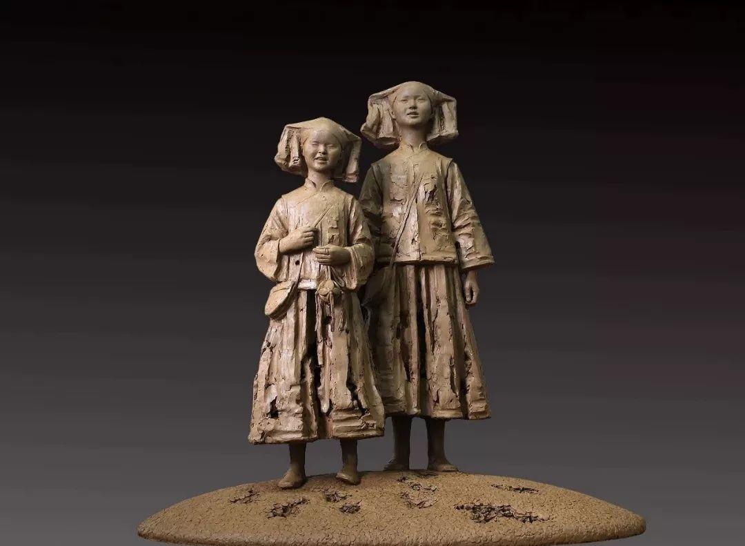 第十三届全国美展·雕塑作品展插图223