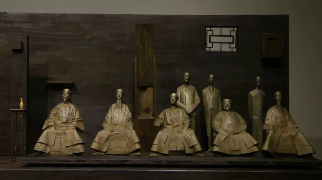 第十三届全国美展·雕塑作品展插图227
