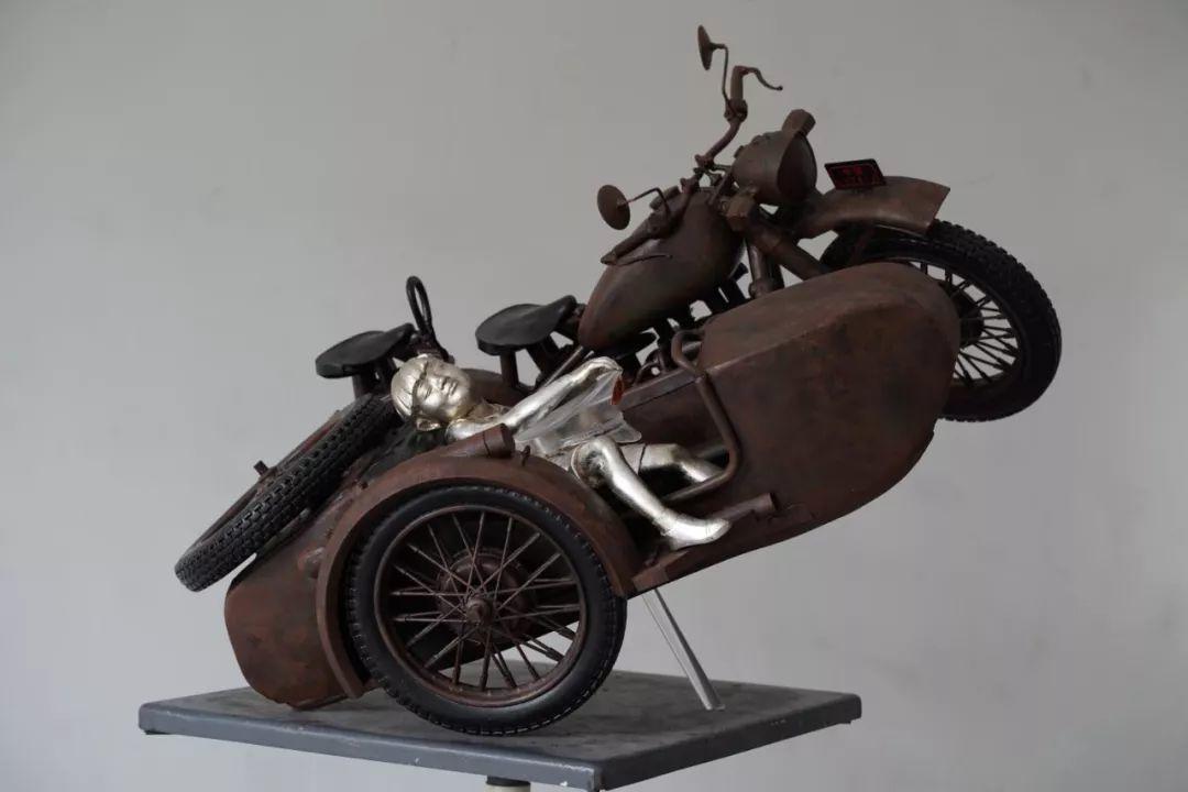 第十三届全国美展·雕塑作品展插图229