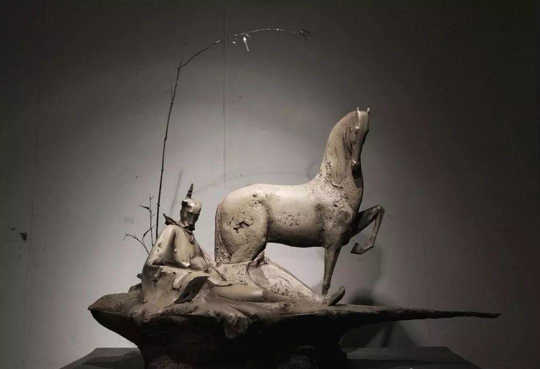 第十三届全国美展·雕塑作品展插图231