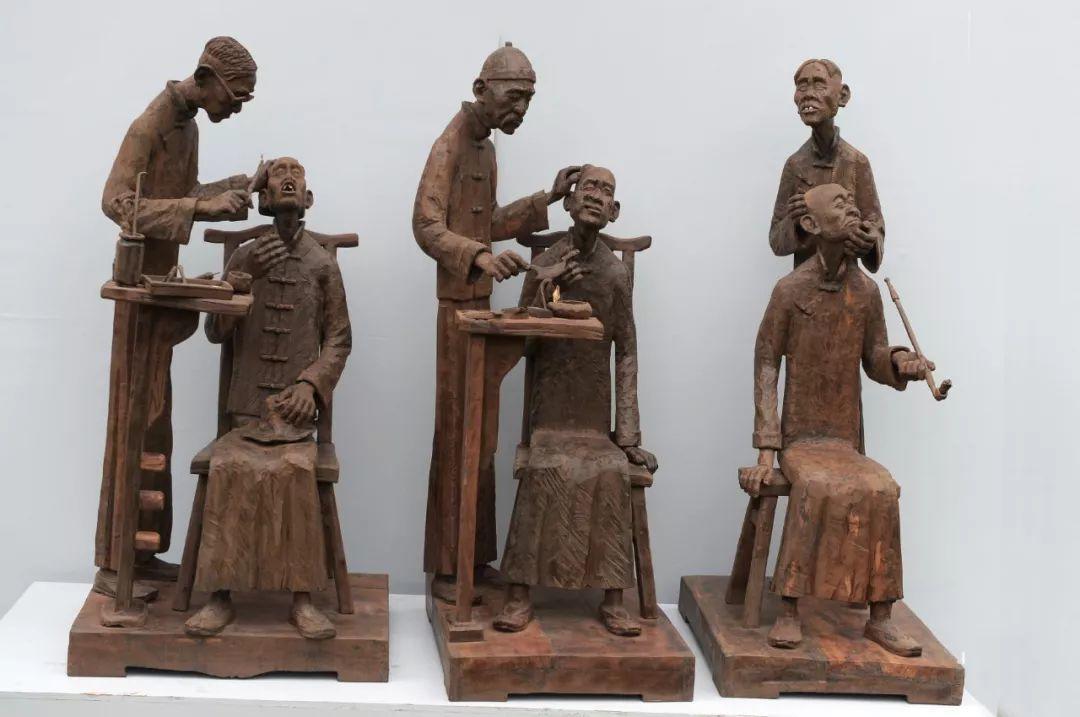 第十三届全国美展·雕塑作品展插图235
