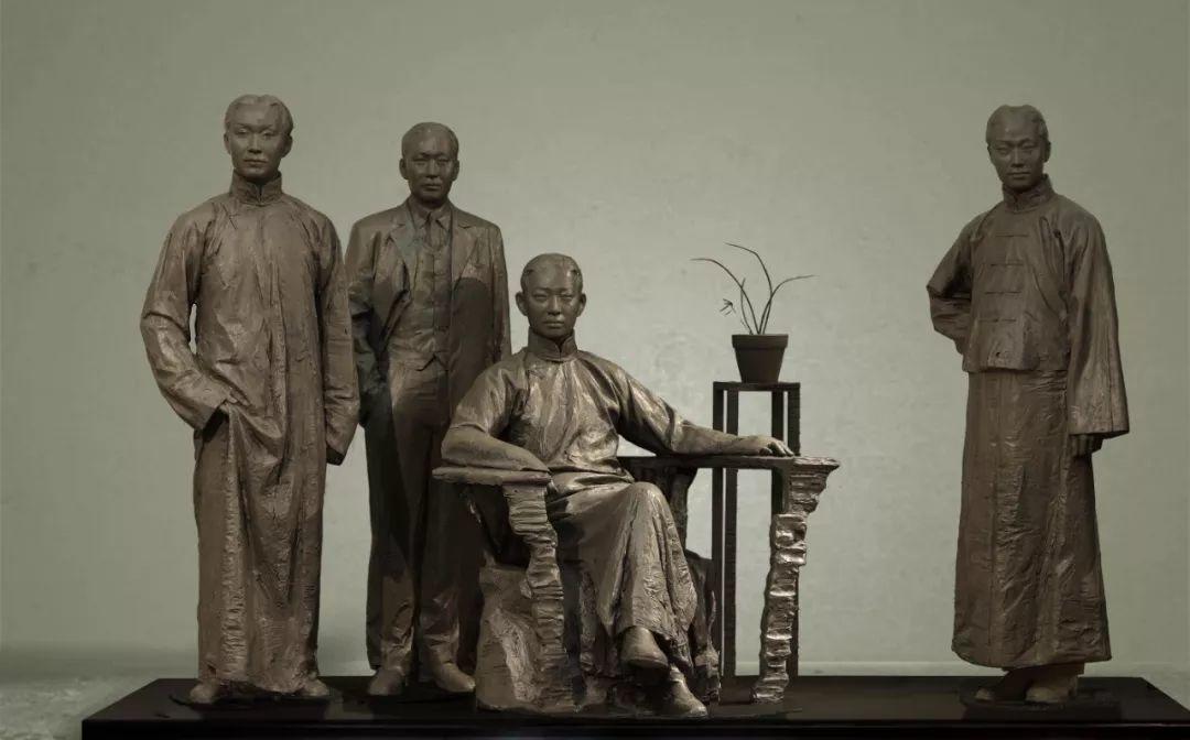 第十三届全国美展·雕塑作品展插图251
