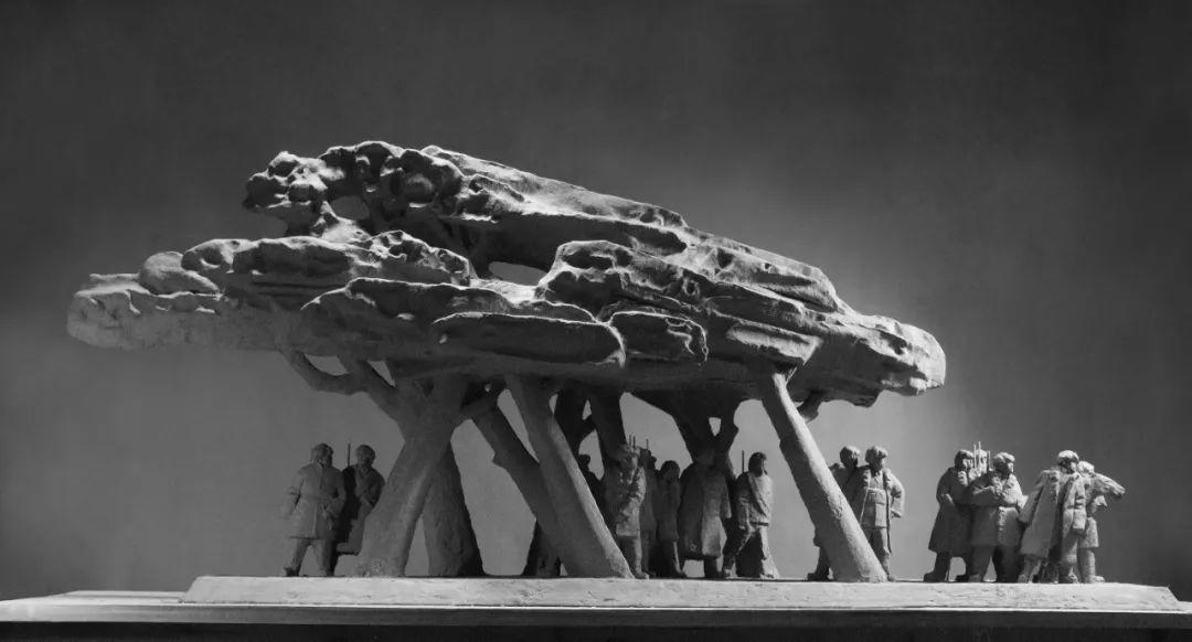第十三届全国美展·雕塑作品展插图253