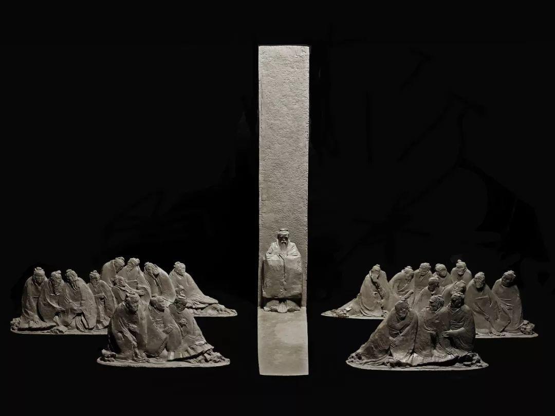 第十三届全国美展·雕塑作品展插图265