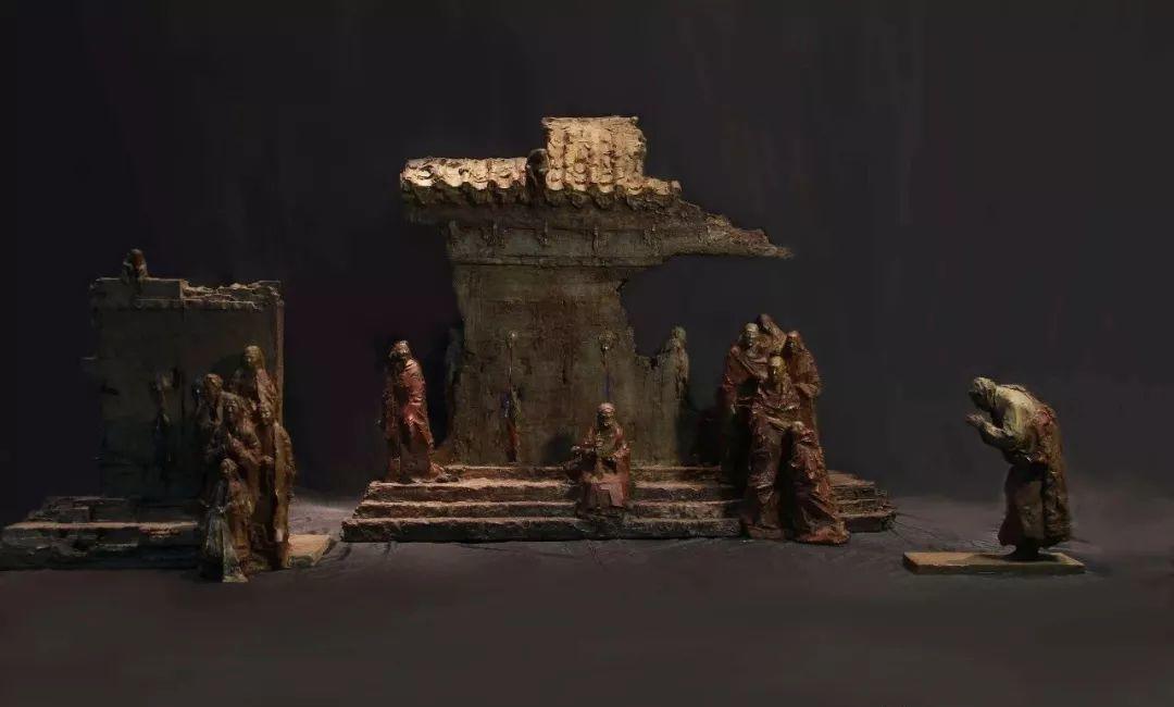 第十三届全国美展·雕塑作品展插图267