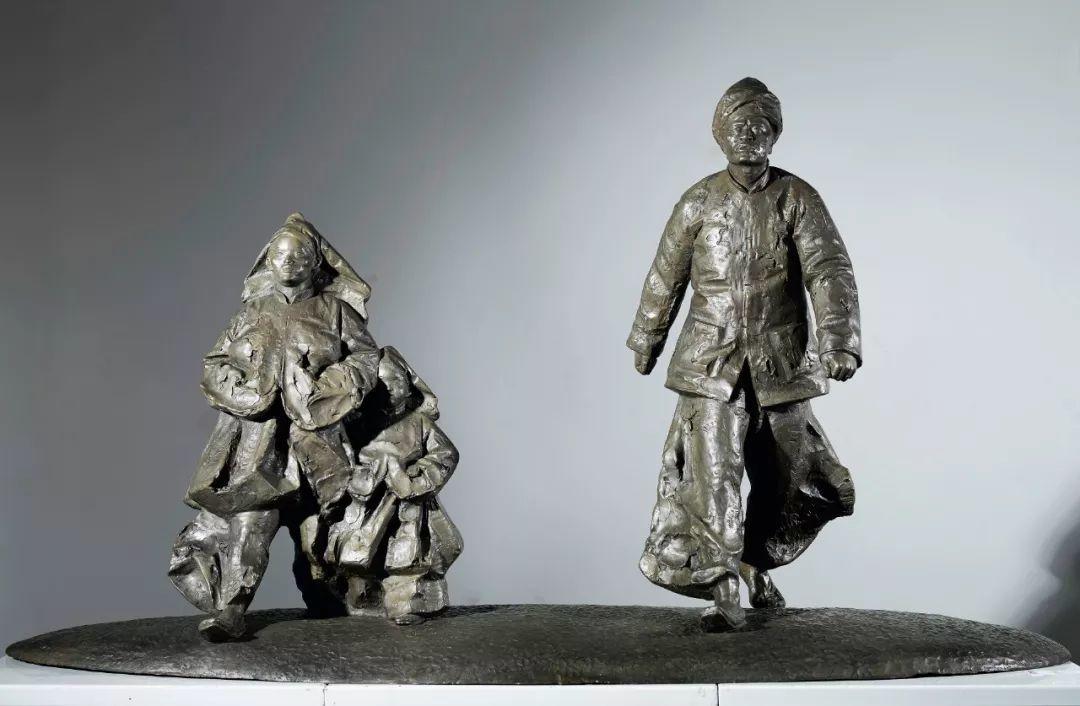 第十三届全国美展·雕塑作品展插图271