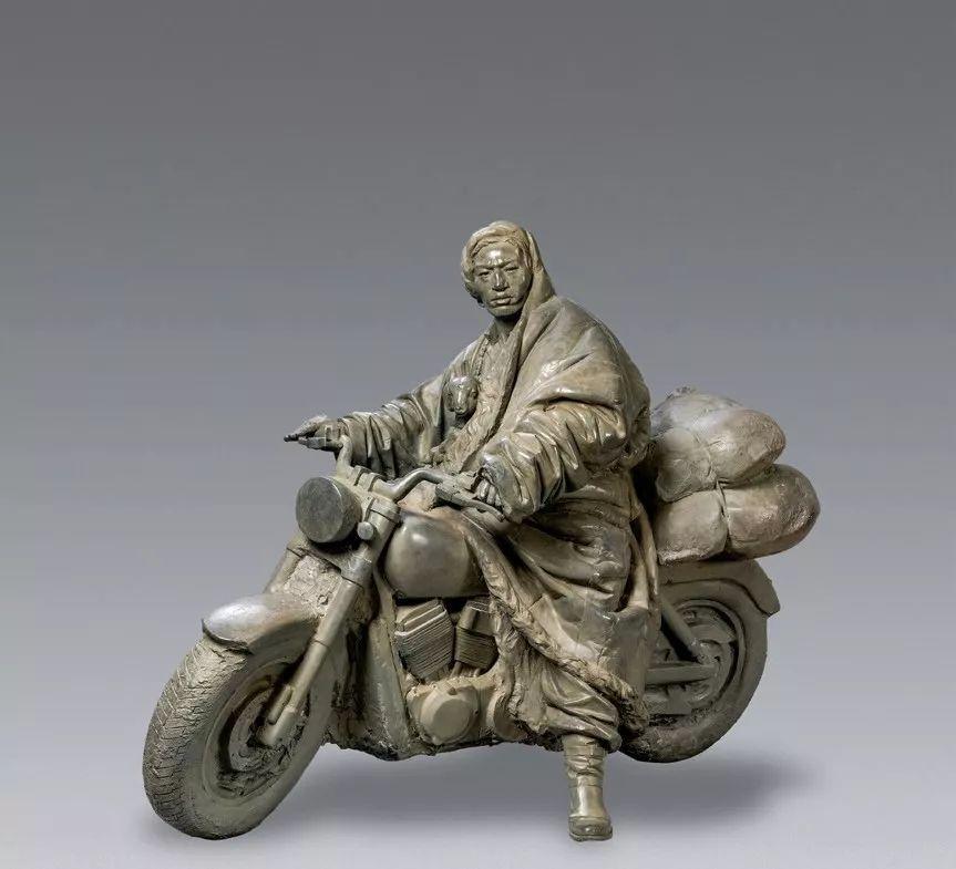 第十三届全国美展·雕塑作品展插图273