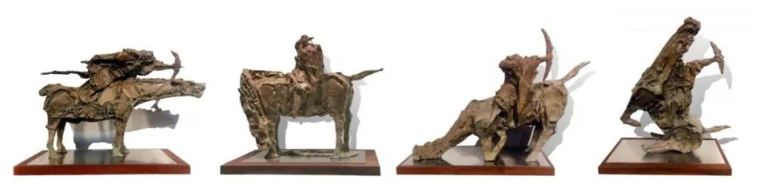 第十三届全国美展·雕塑作品展插图277