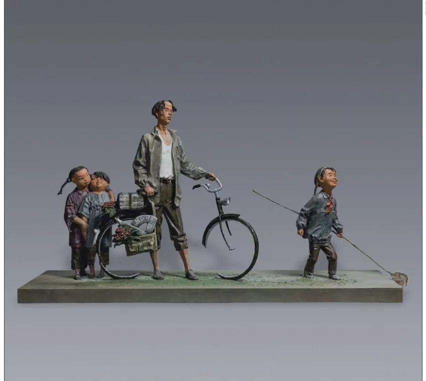 第十三届全国美展·雕塑作品展插图279