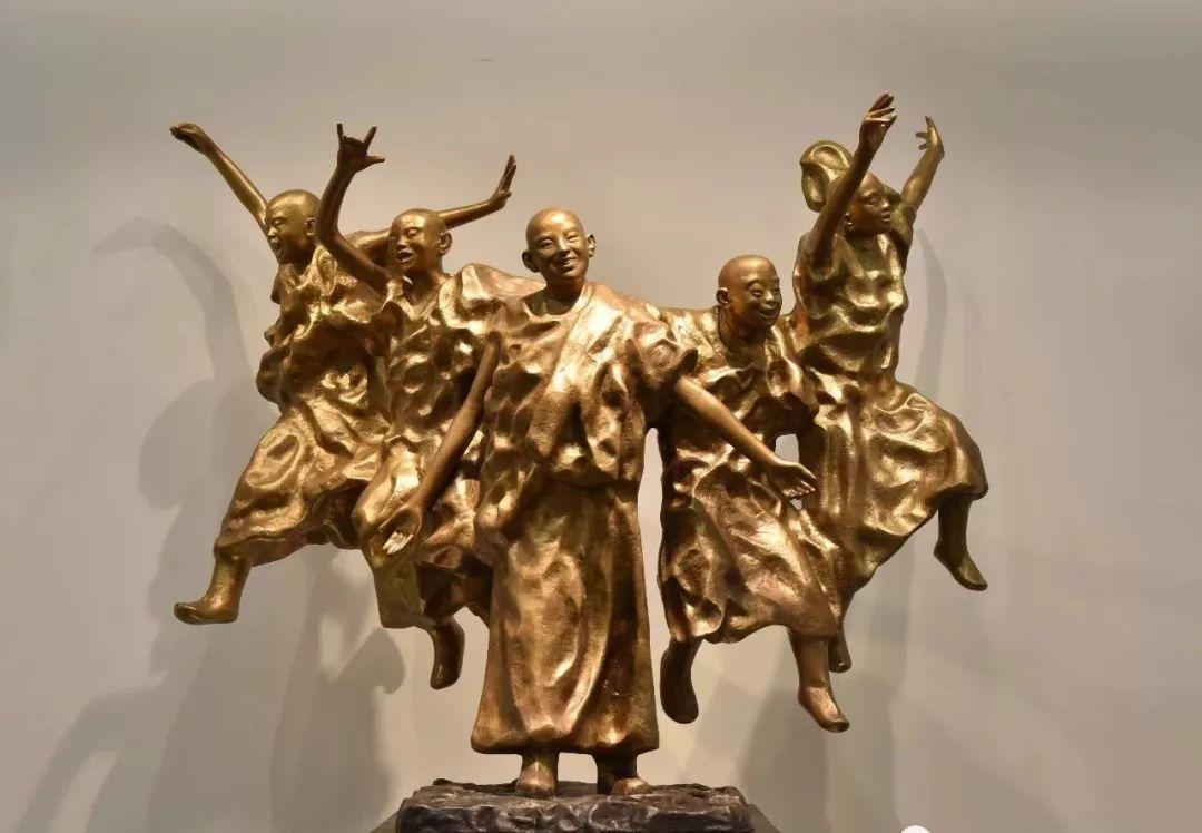 第十三届全国美展·雕塑作品展插图283