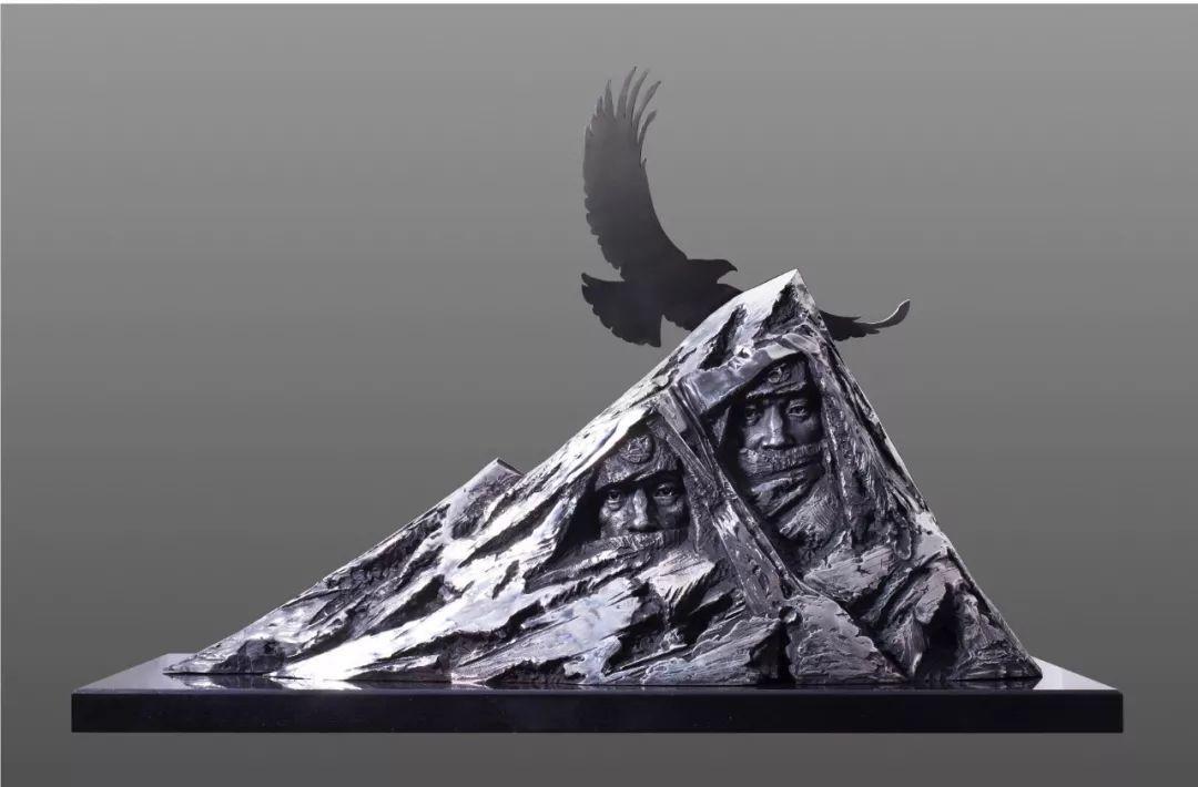 第十三届全国美展·雕塑作品展插图285