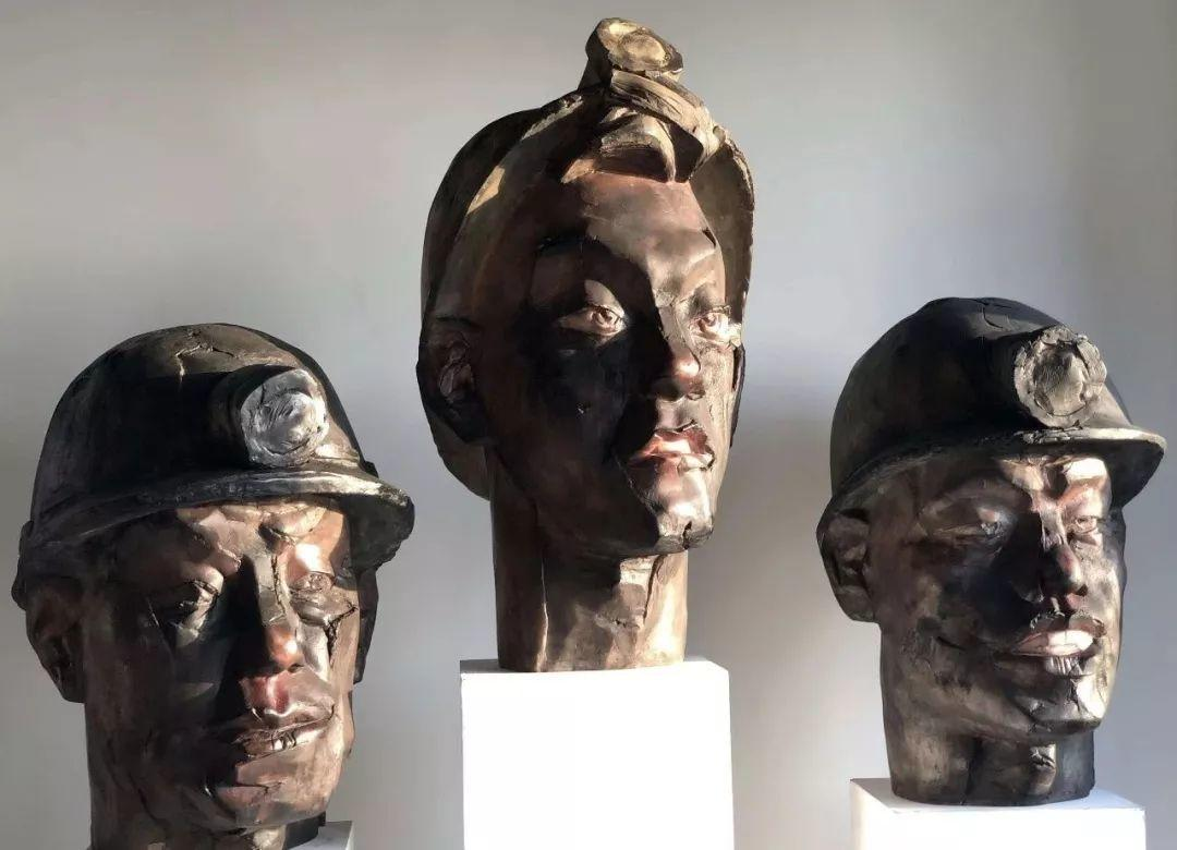 第十三届全国美展·雕塑作品展插图289