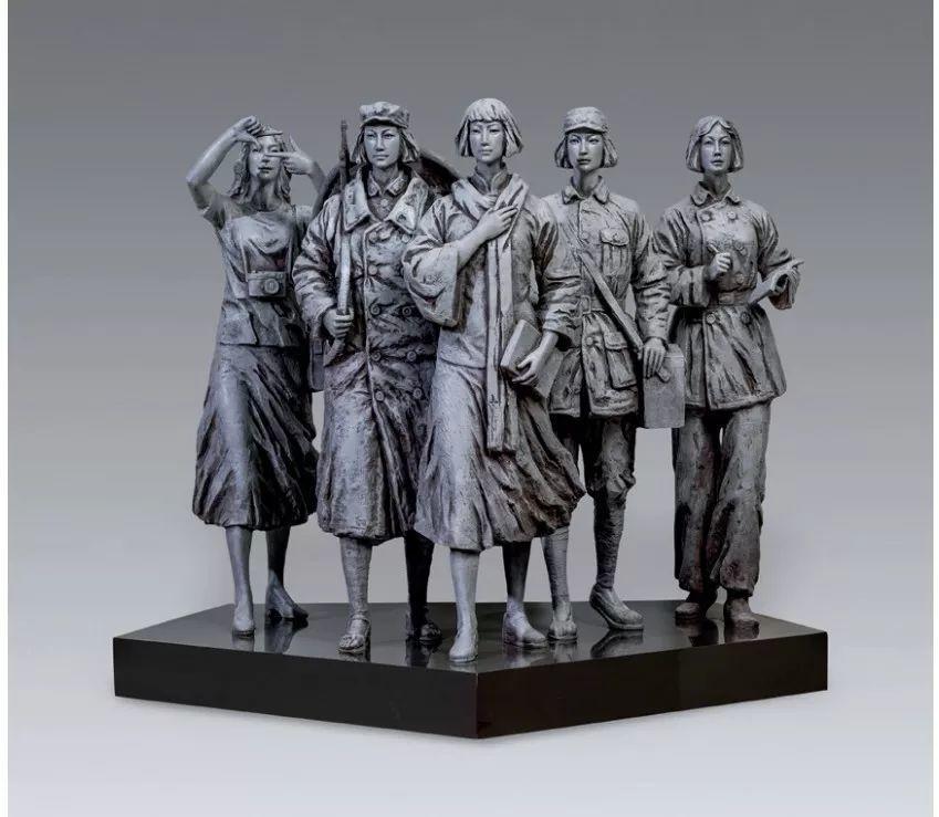 第十三届全国美展·雕塑作品展插图295