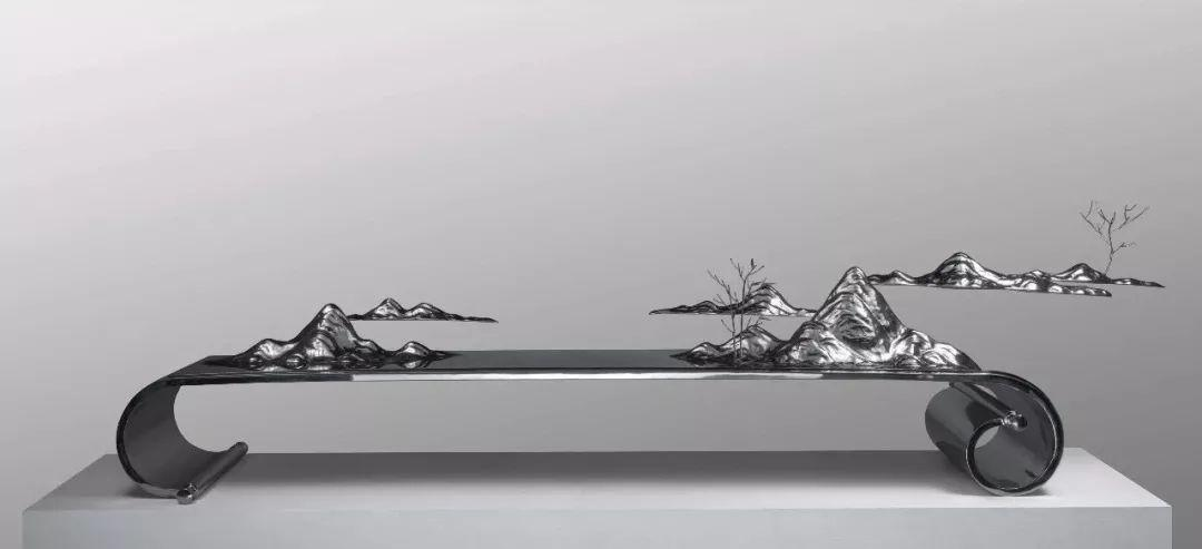 第十三届全国美展·雕塑作品展插图299