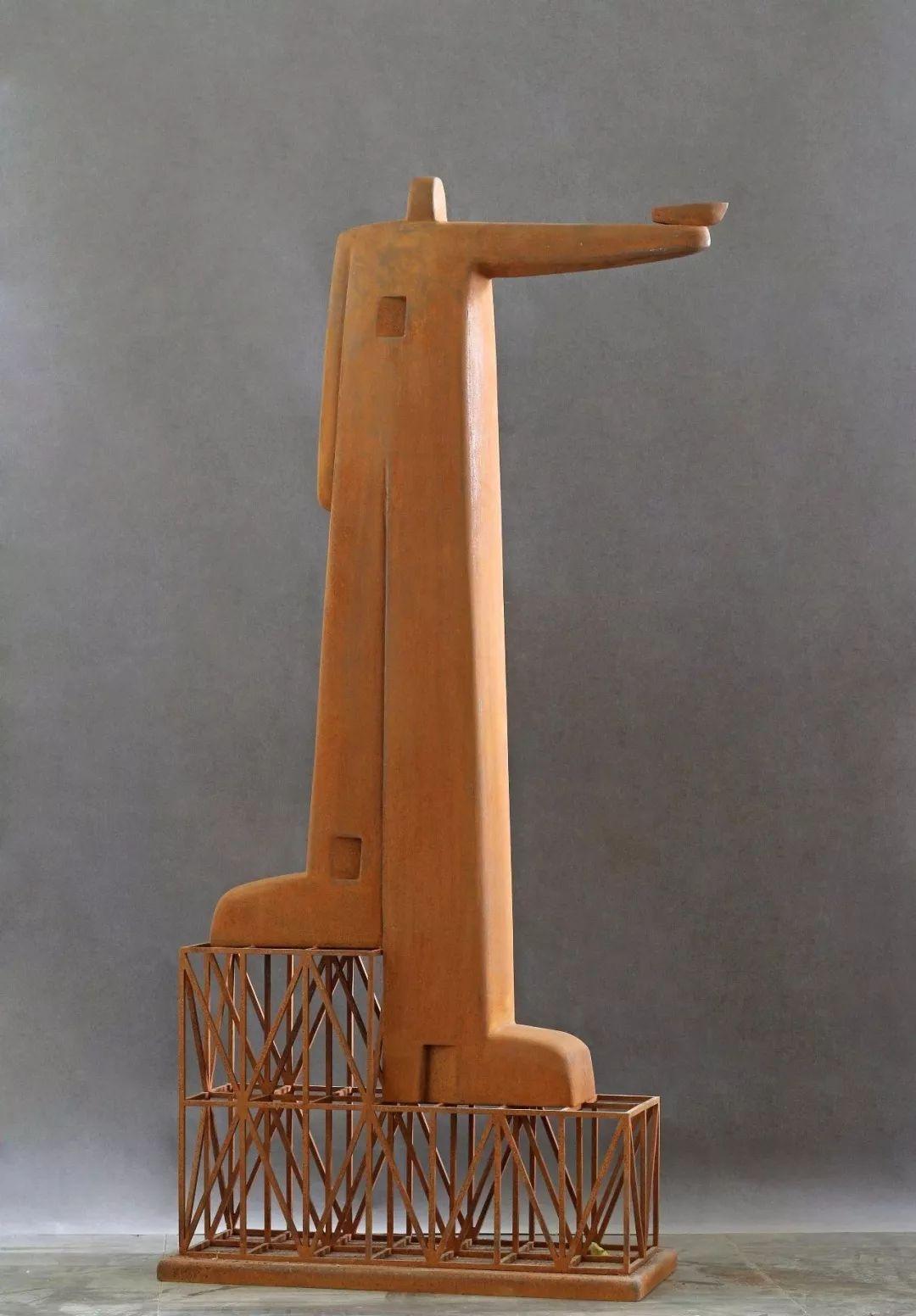 第十三届全国美展·雕塑作品展插图301