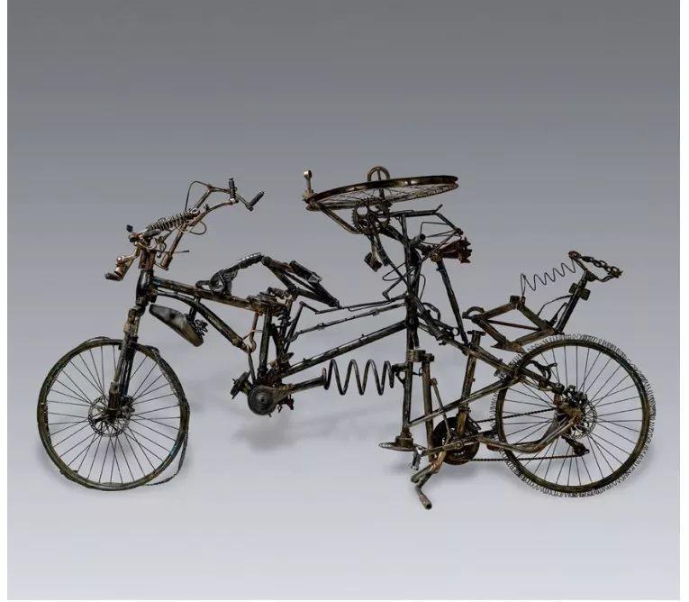 第十三届全国美展·雕塑作品展插图305