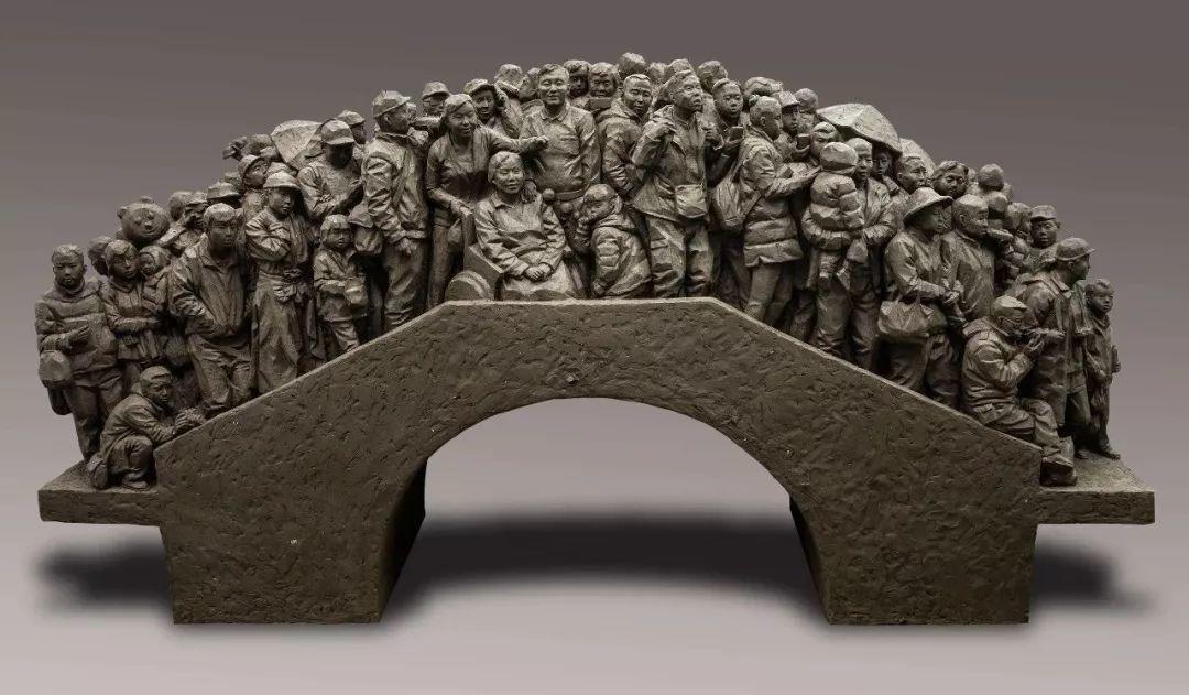 第十三届全国美展·雕塑作品展插图309