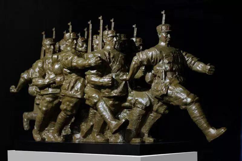 第十三届全国美展·雕塑作品展插图337