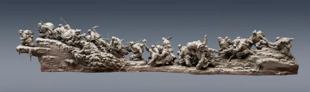 第十三届全国美展·雕塑作品展插图339