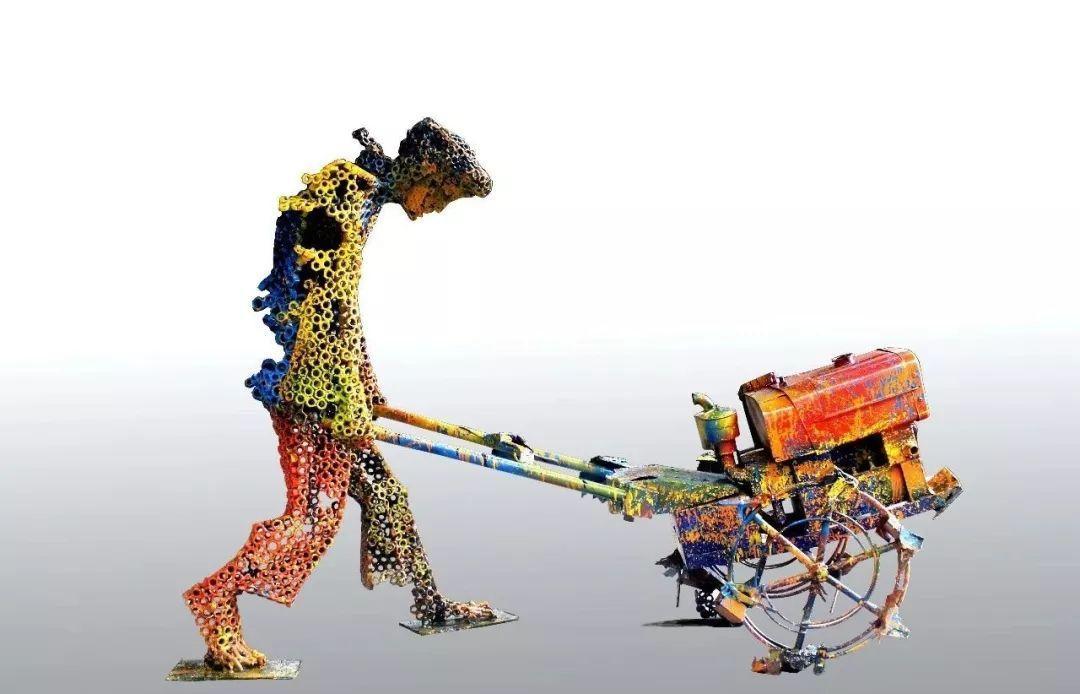 第十三届全国美展·雕塑作品展插图347