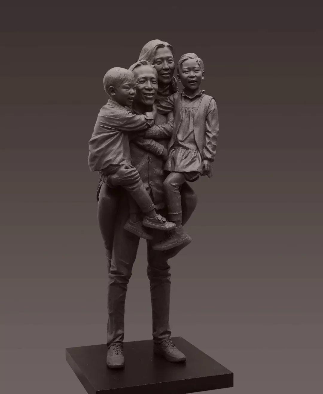 第十三届全国美展·雕塑作品展插图367