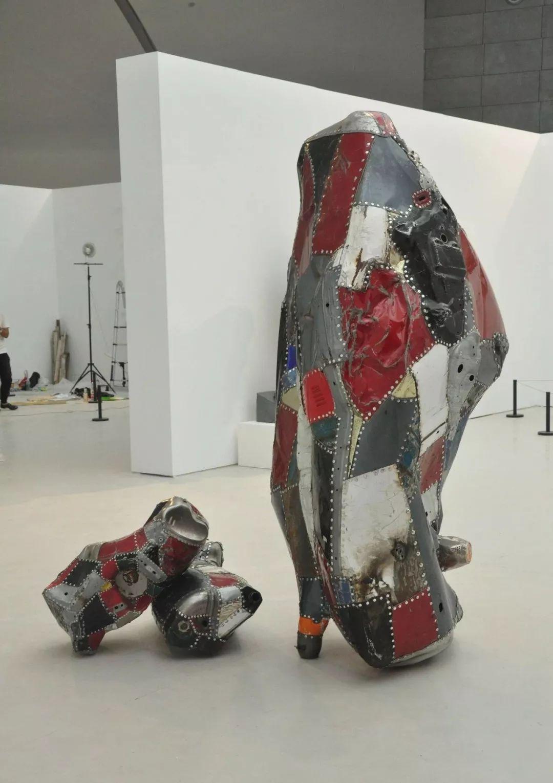 第十三届全国美展·雕塑作品展插图371