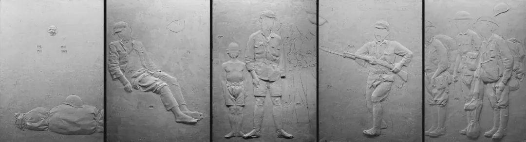 第十三届全国美展·雕塑作品展插图377